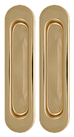 Ручки для раздвижных дверей Armadillo SH010 золото