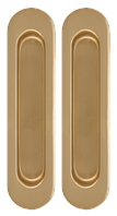 Ручки для раздвижных дверей Armadillo SH010 матовое золото