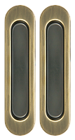 Ручки для раздвижных дверей Armadillo SH010 бронза