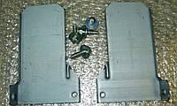 Комплект пластин амортизаторов левая и правая , крепеж для стиральной машины Ardo Ардо 750258200, 651030380