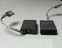 Щетка графитовая к электроинструменту 6*16*22 мм., фото 1