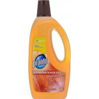 Моющая жидкость для уборки Pronto для полов и стен 750 мл (4823002002720)
