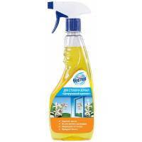 Моющая жидкость для уборки Мистер Чистер для стекол Цитрусовый аромат 500 мл (4600697090856)