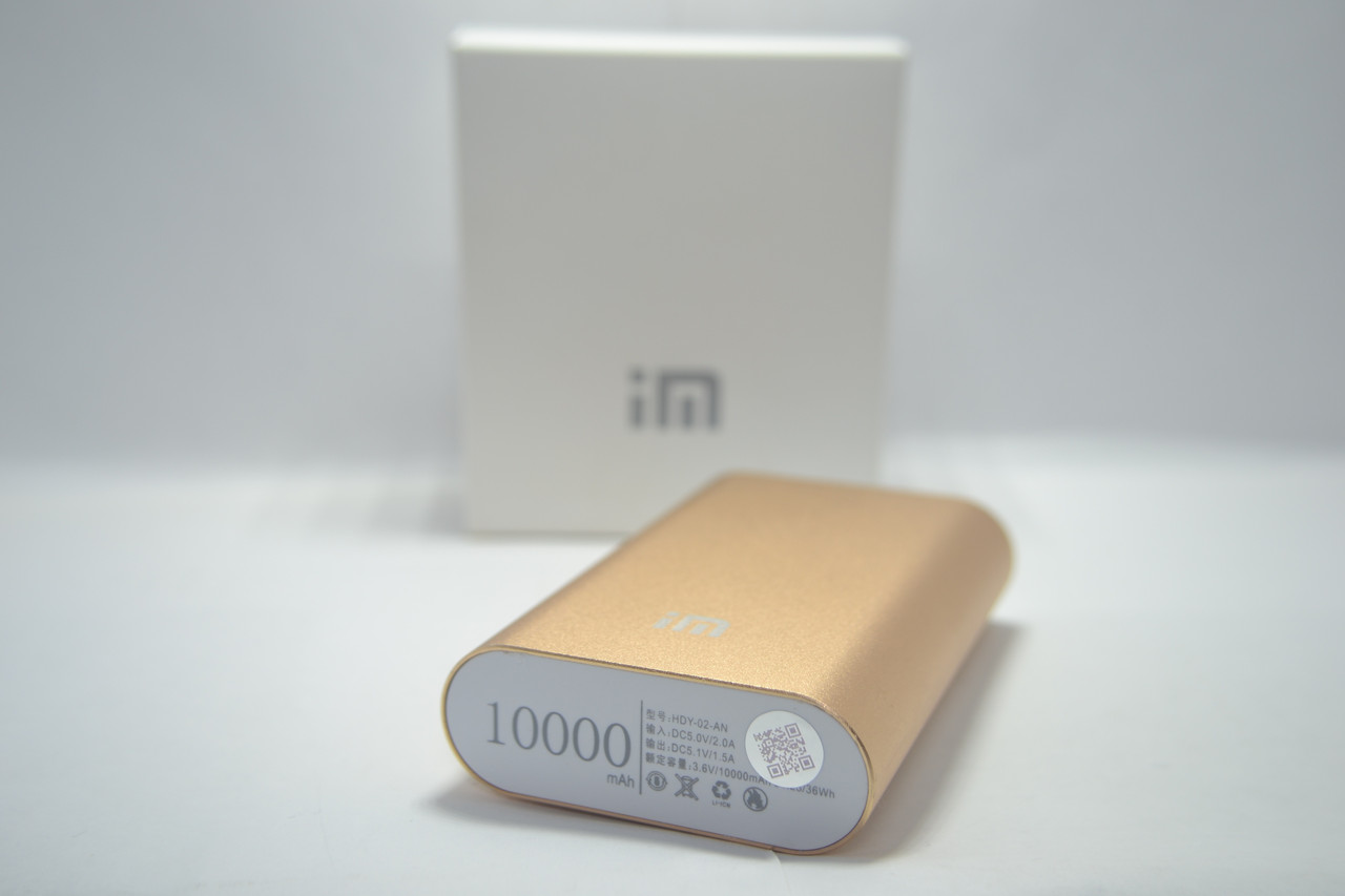 Power Bank XIAOMI 10000mAh High Copy