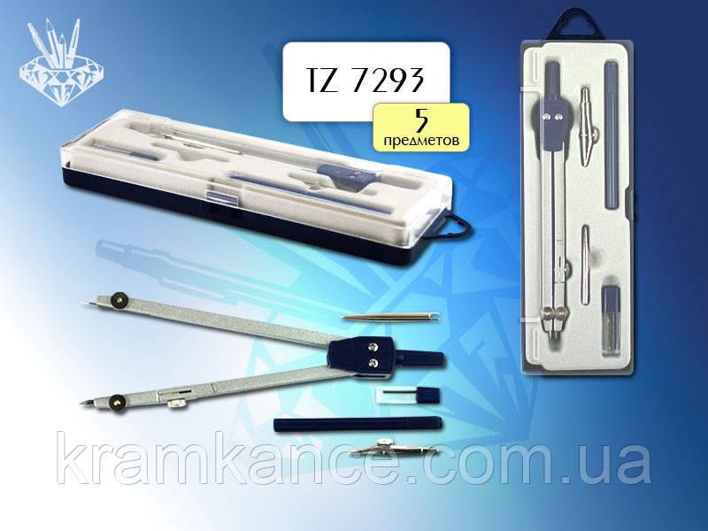 Готовальня TUKZAR 5 предметов TZ-7293