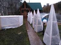 Агроволокно белое Premium-Agro 40 г/м² (3.2*50 м) Защита от морозов , фото 1