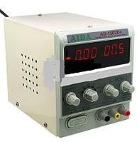 Блок питания лабораторный Aida  AD-1502D+ (15V 2A цифровая индикация, RF индикатор, автовосстановление)