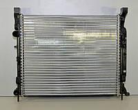 Радиатор охлаждения двигателя 1.5dCi + 1.2 Tce + 1.6 16V (+AC) 560x490x24 — Nissens (Дания) -NIS 637623