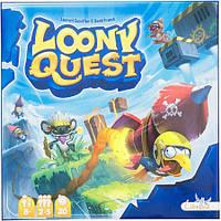 Настольная игра Loony Quest (Луні Квест, Луни Квест) укр.