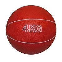 Мяч медицинский (медбол) SC-8407-4 4кг