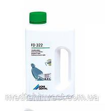 Дезинфицирующее готовое средство  FD 322 Durr Dental для очистки поверхностей