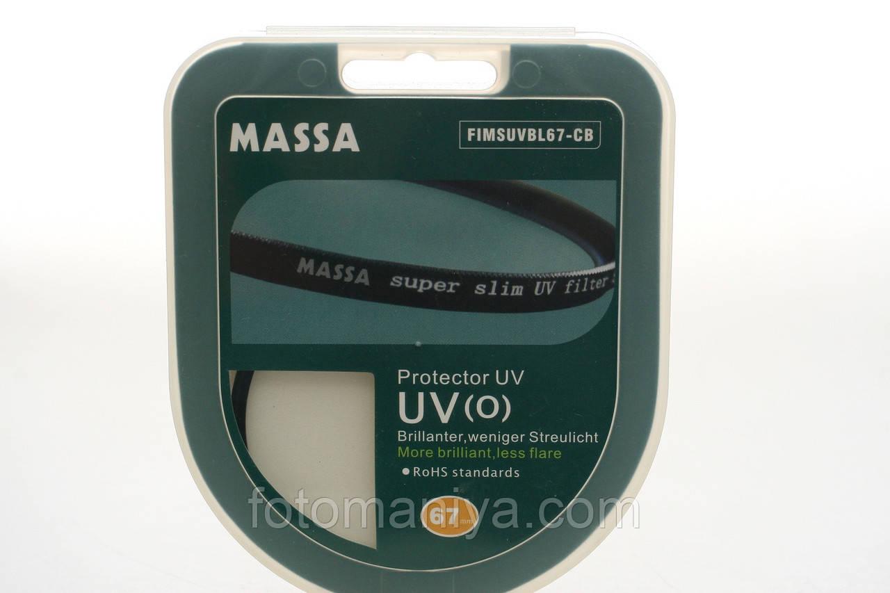 Світлофільтр Massa Protektor UV (o) 67mm