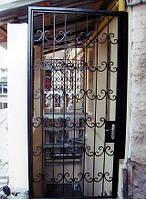 Решетки дверные