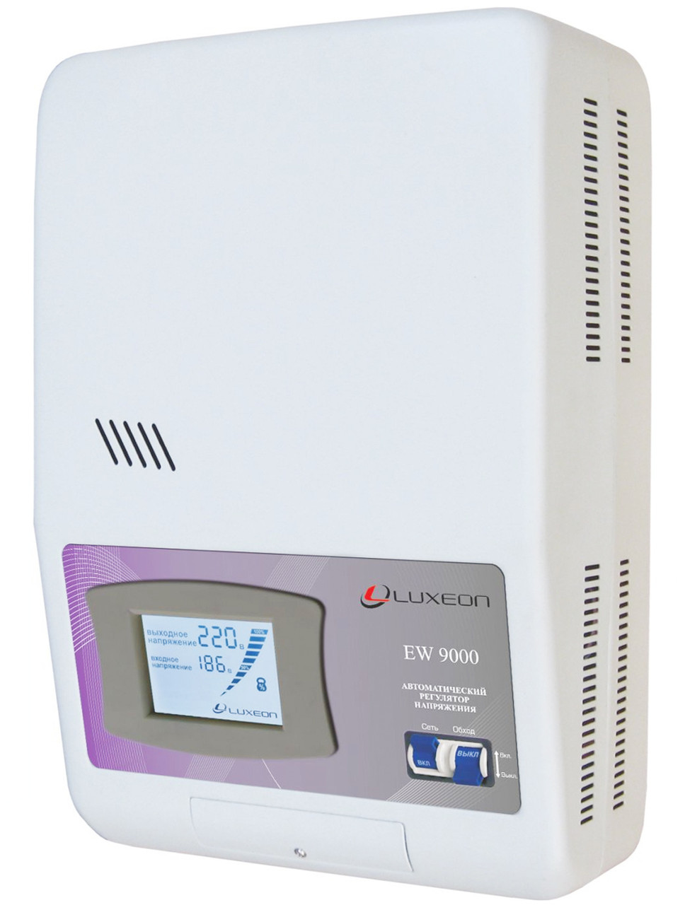 Стабілізатор напруги Luxeon EW-9000