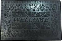 "Коврик резиновый ""Welcome-3"" RMP05-4059 (40*59см)"