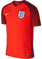"""Футболка сборной """"Англии"""" Nike England по футболу 2016-18"""