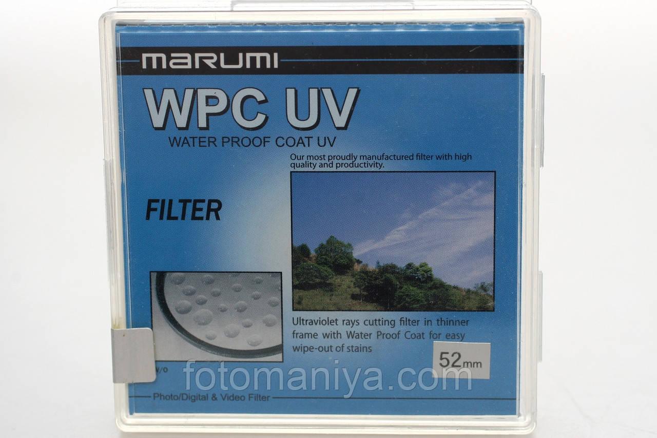 Світлофільтр Marumi WPC UV 52mm