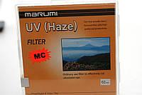 Світлофільтр Marumi UV MC 62mm