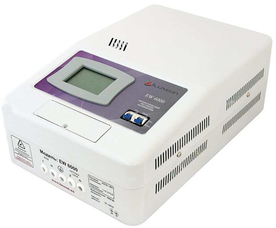 Стабилизатор напряжения Luxeon EW6000