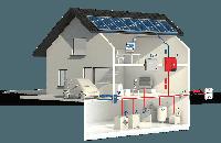 Комплекти сонячних електростан...