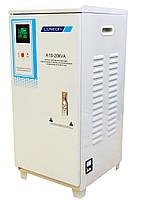 Стабилизатор напряжения Luxeon A1S-15kVA SERVO LCD