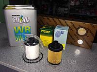 Комплект масло+фильтра Fiat Doblo 1.3MJTD 55-62kw