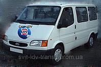 Новые запчасти и разборка Ford Transit 2.5 D, 2.5 TD. 1989/2000. Автошрот Форд Транзит.