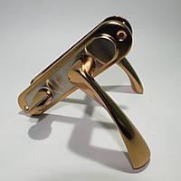 Ручка  JSN CORONA S/A WC 62 мм (золото/ сатен)