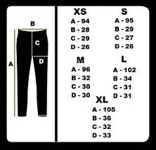 Утепленные штаны карго Ястребь, пиксель, камуфляж, фото 3