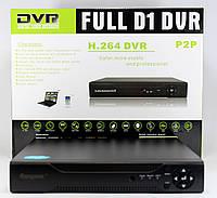 Видеорегистратор для камеры видеонаблюдения DVR 6608Z 8-CAM 8-канальный