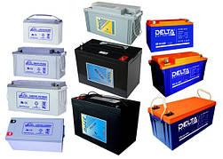Аккумуляторы для солнечных станций (батарей)