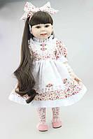 Кукла Эстелла, реборн, 45 см, полностью из винила, в подарочной упаковке