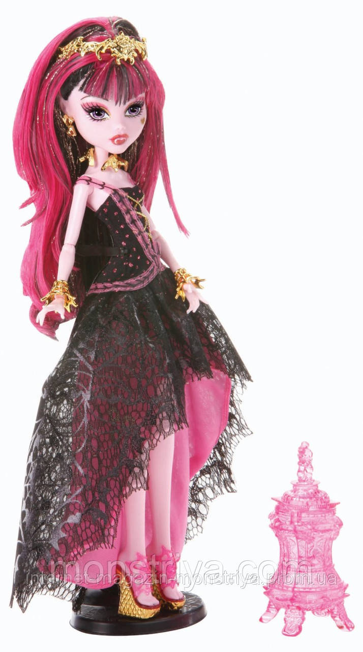 """Monster High 13 Wishes Draculaura Дракулаура, из серии """"13 Wishes"""""""
