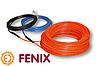 Одножильный нагревательный кабель для теплого пола Fenix 18 Вт/м
