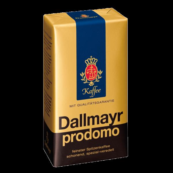 """Кофе """"Dallmayr"""" Prodomo в зернах, 500 г - Камора - магазин вкусных продуктов в Днепре"""