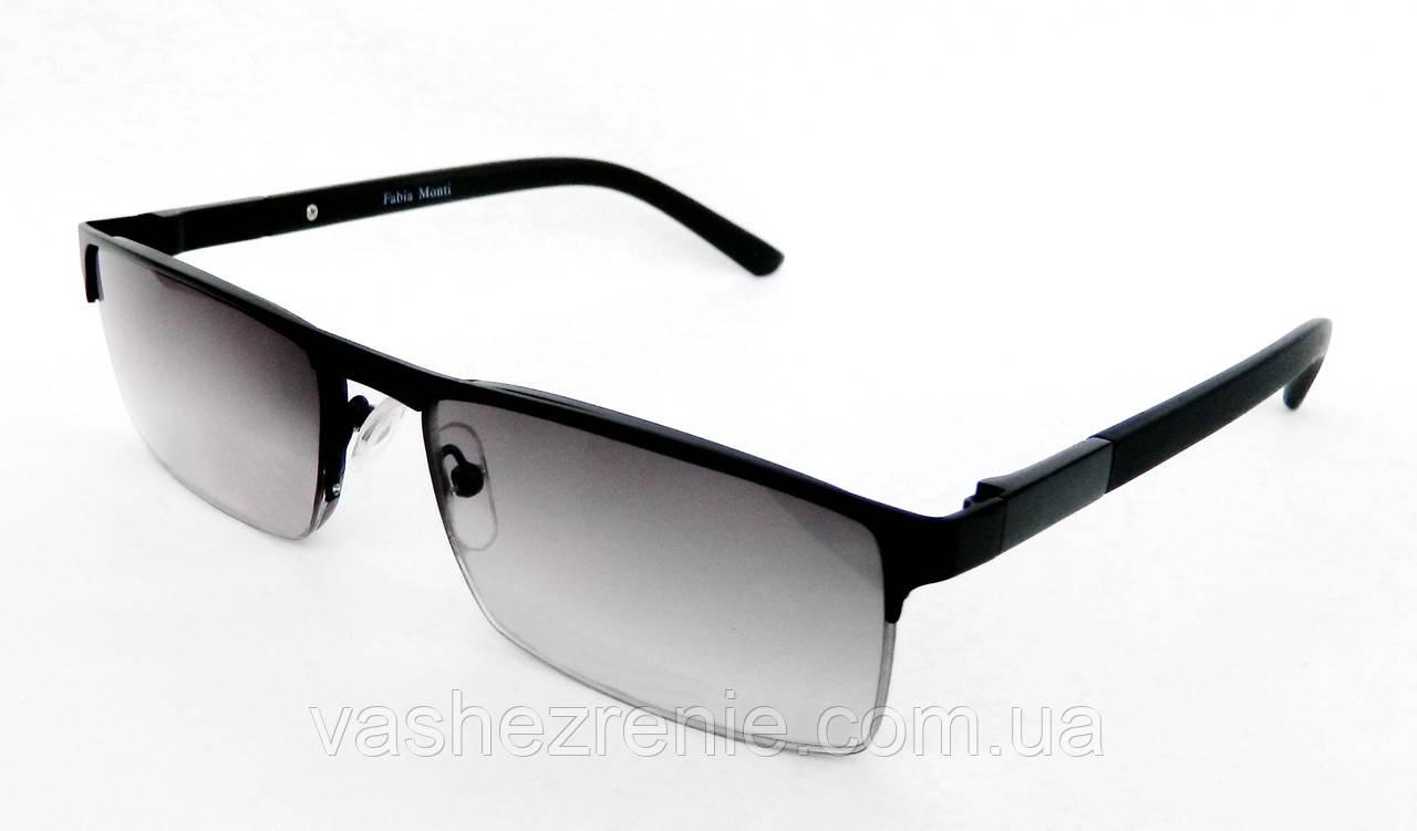 Очки мужские для зрения с диоптриями + - солнцезащитные Код 2074 ... 3c54495ad1c68
