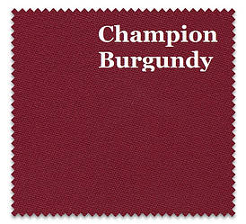Сукно Champion 800 Burgundy