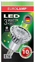Светодиодная энергосберегающая (LED) лампа Eurolamp R50 3W, фото 1