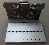 Чехол на мангал-чемодан на 12 шампуров , фото 1