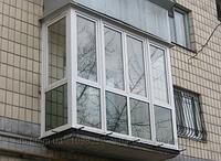 Французские балконы лоджии. французкое остекление под ключ . Цены. Узнать стоимость
