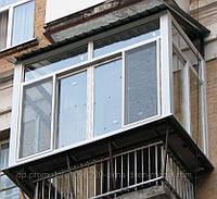 Балконы и Лоджии под Ключ. Остекление, Обшивка и Внутренняя Отделка балконов и лоджий