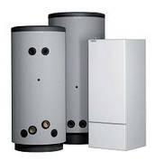 Накопители тепловой энергии (буферные накопители, баки косвенного нагрева, теплоаккумуляторы)