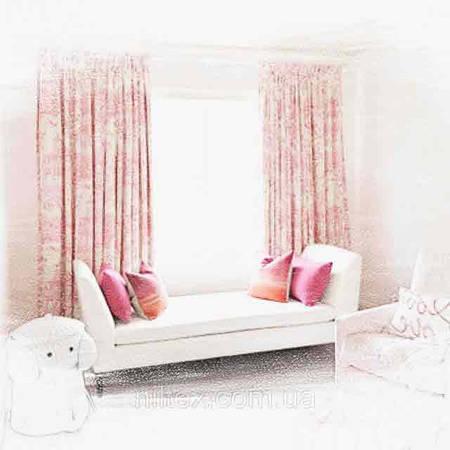 Пошив штор в Киеве для спальни