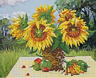 Схема для вышивки бисером Солнечный натюрморт КМР 3075