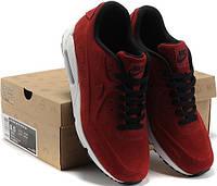 Мужские  кроссовки Nike Air Max 90 VT Tweed красный - 1350