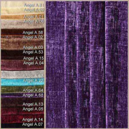 Ткань для штор Berloni Angel