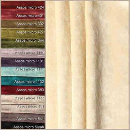 Ткань для штор Berloni Assos Micro