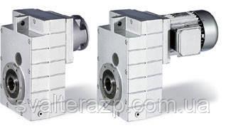 Цилиндрические плоские мотор-редукторы Lenze серии GFL
