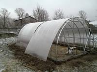Доп. секция к теплице 4х6м с поликарбонатом 6мм