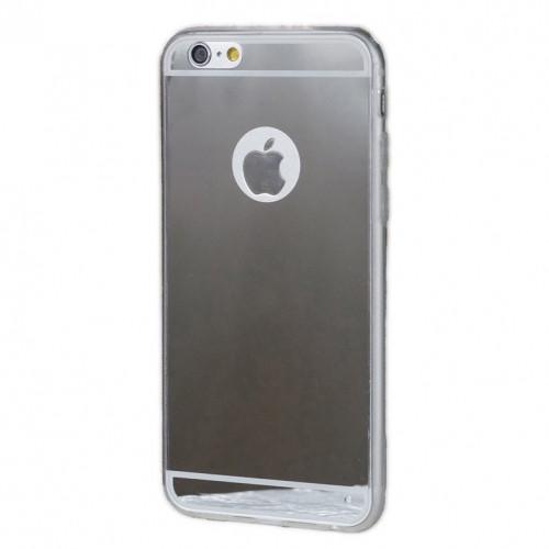 Чехол-накладка Mirror для iPhone 6/6s Silver